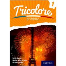 Oxford IGCSE Tricolore 1 Student Book (5th Edition) - ISBN 9781408524183
