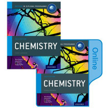 IB Chemistry Print and Online Course Book Pack 2014 Edition - Oxford IB Diploma - ISBN 9780198307754