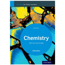IB Chemistry Study Guide: 2014 Edition - Oxford IB Diploma Program - ISBN 9780198393535