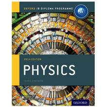IB Physics Print Course Book: 2014 Edition - Oxford IB Diploma Programme - ISBN 9780198392132