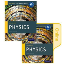 IB Physics Print and Online Course Book Pack: 2014 Edition - Oxford IB Diploma Programme - ISBN 9780198307761