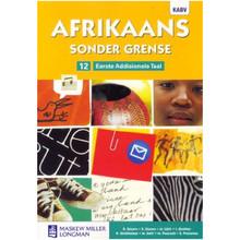 Afrikaans Sonder Grense Afrikaans Eerste Addisionele Taal Graad 12 Leerderboek - ISBN 9780636142534