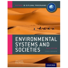 IB Environmental Systems and Societies Course Book: 2015 - Oxford IB Diploma Programme - ISBN 9780198332565