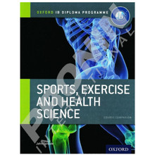 IB Sports, Exercise and Health Science Course Book - Oxford IB Diploma Programme - ISBN 9780199129690