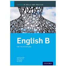English B Skills and Practice - Oxford IB Diploma Programme - ISBN 9780198392842