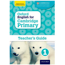 Oxford English for Cambridge Primary Teacher Guide 1 - ISBN 9780198366362