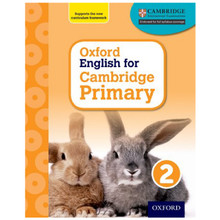 Oxford English for Cambridge Primary Student Book 2 - ISBN 9780198366263