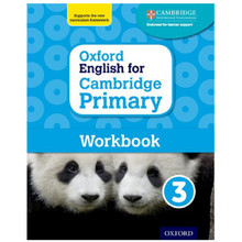 Oxford English for Cambridge Primary Workbook 3 - ISBN 9780198366317