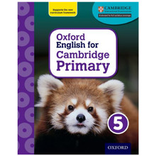 Oxford English for Cambridge Primary Student Book 5 - ISBN 9780198366423