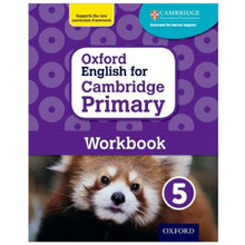 Oxford English for Cambridge Primary Workbook 5 - ISBN 9780198366331