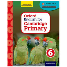 Oxford English for Cambridge Primary Student Book 6 - ISBN 9780198366430