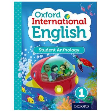 Oxford International English Student Anthology 1 - ISBN 9780198392156