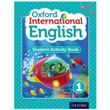 Oxford International English Student Activity Book 1 - ISBN 9780198392163