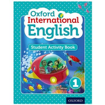 Oxford International English Student Activity Book 1 - ISBN 9780198392163