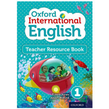 Oxford International English Teacher Resource Book 1 - ISBN 9780198392194