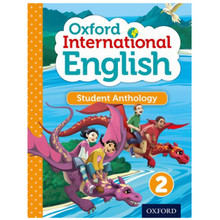 Oxford International Primary English Student Anthology 2 - ISBN 9780198392170