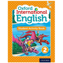 Oxford International English Student Activity Book 2 - ISBN 9780198392187