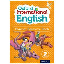 Oxford International English Teacher Resource Book 2 - ISBN 9780198392200
