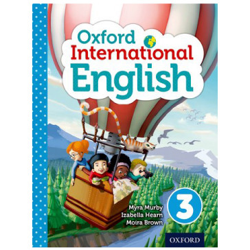 Oxford International Primary English Student Book 3 - ISBN 9780198390312