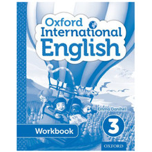 Oxford International Primary English Student Workbook 3 - ISBN 9780198390329