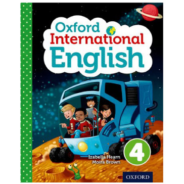 Oxford International Primary English Student Book 4 - ISBN 9780198390343