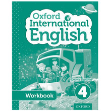 Oxford International Primary English Student Workbook 4 - ISBN 9780198390350