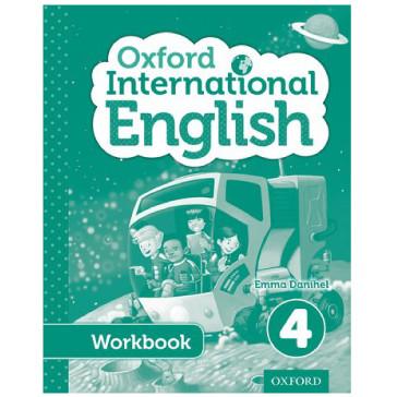 Oxford International Primary English Student Workbook 4 - ISBN 9780198390350