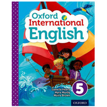 Oxford International Primary English Student Book 5 - ISBN 9780198388814