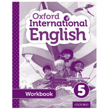 Oxford International Primary English Student Workbook 5 - ISBN 9780198388821