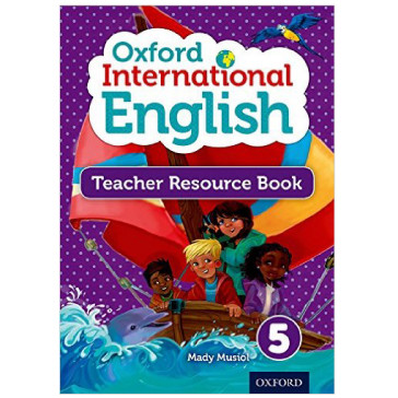 Oxford International Primary English Teacher Resource Book 5 - ISBN 9780198388838