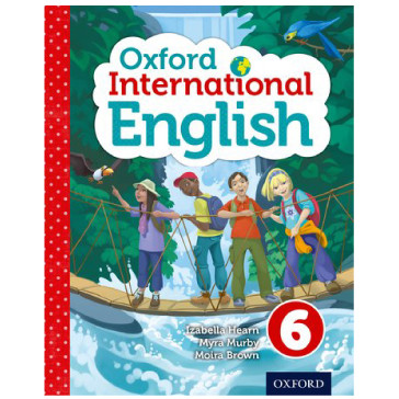 Oxford International Primary English Student Book 6 - ISBN 9780198388845