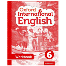 Oxford International Primary English Student Workbook 6 - ISBN 9780198388852
