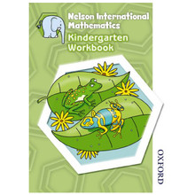 Nelson International Mathematics: Kindergarten: Age 3–4 Workbook - ISBN 9781408519011