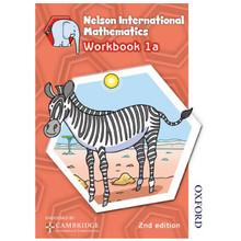 Nelson International Mathematics: Stage 1: Age 5–6 Workbook 1a 2nd Edition - 9781408518915