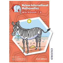 Nelson International Mathematics: Stage 1: Age 5–6 Workbook 1a (2nd Edition) - ISBN 9781408518915