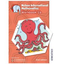 Nelson International Mathematics: Stage 1: Age 5–6 Workbook 1b 2nd Edition - ISBN 9781408518922