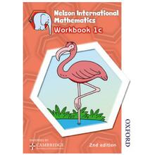 Nelson International Mathematics: Stage 1: Age 5–6 Workbook 1c (2nd Edition) - ISBN 9781408518939