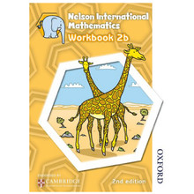 Nelson International Mathematics: Stage 2: Age 6–7 Workbook 2b (2nd Edition) - ISBN 9781408518953