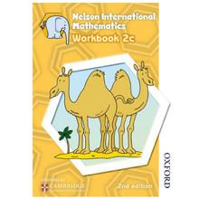 Nelson International Mathematics 2nd Edition Workbook 2c - ISBN 9781408518960