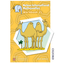 Nelson International Mathematics: Stage 2: Age 6–7 Workbook 2c (2nd Edition) - ISBN 9781408518960
