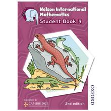 Nelson International Mathematics 2nd Edition Student Book 3 - ISBN 9781408519028
