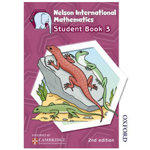 Nelson International Mathematics: Stage 3: Age 7–8 Student Book 3 (2nd Edition) - ISBN 9781408519028