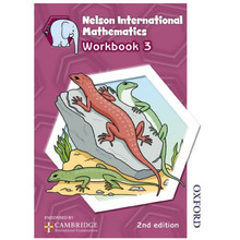 Nelson International Mathematics: Stage 3: Age 7–8 Workbook 3 (2nd Edition) - ISBN 9781408518977