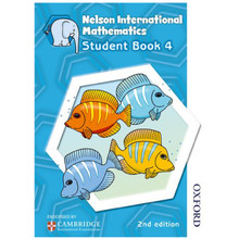 Nelson International Mathematics: Stage 4: Age 8–9 Student Book 4 (2nd Edition) - ISBN 9781408519035