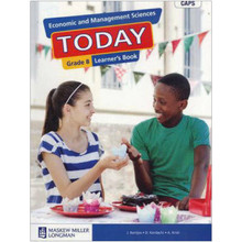 Economic and Management Sciences Today Grade 8 Learner's Book (CAPS) - ISBN 9780636140165