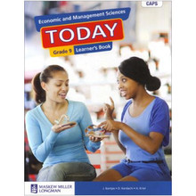 Economic and Management Sciences Today Grade 9 Learner's Book (CAPS) - ISBN 9780636140189