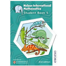Nelson International Mathematics: Stage 5: Age 9–10 Student Book 5 (2nd Edition) - ISBN 9781408519042