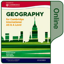 Geography for Cambridge International AS & A Level - Online Student Book - ISBN 9780198367062