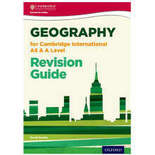Geography for Cambridge International AS & A Level Revision Guide - ISBN 9780198307037
