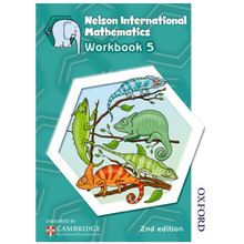 Nelson International Mathematics: Stage 5: Age 9–10 Workbook 5 (2nd Edition) - ISBN 9781408518991